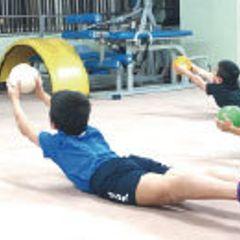 ファイブM 本校 ジュニア姿勢・体幹トレーニング