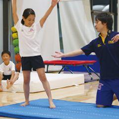 HOS南千里スポーツクラブ ジュニアスクール 体操教室